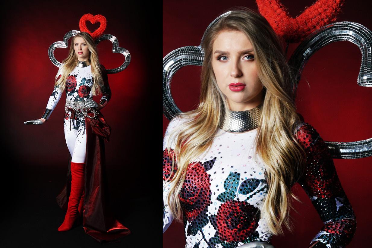 Liefde kostuum, kostuum, thema kostuum, valentijn kostuum, valentijn thema, valentijn entertainment, entertainment, event entertainment