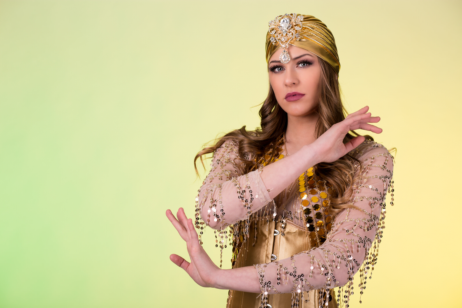 Arabian Dancer, Freestyle Dance Act, Openingsact, Aladin, 1001 Nacht Entertainment, Arabian Events, Promotiedame, Themadames.