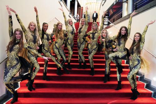 Gouden kostuum, chocoberry, gouden thema, thema kostuum, event entertainment, mobiel entertainment
