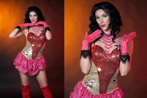 Katy perrry, look a like katy perry, candy, katy perry candy, entertainment, mobiel entertainment