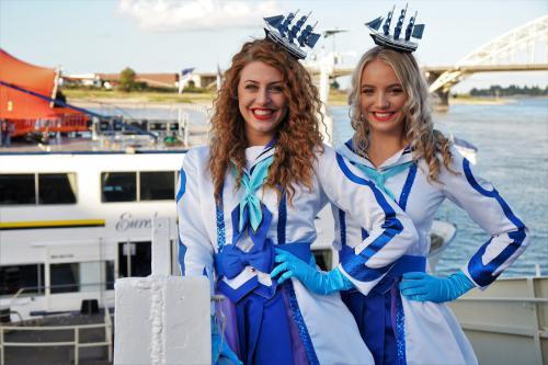 Hollandse Marine Nautische dame, Matrozen, Matroos, Hollands, Water, Scheepsvaart
