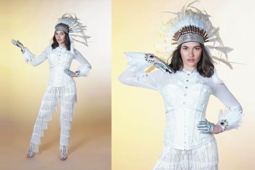 Ibiza indian, ibiza style, white party, wit thema, thema event, thema kostuum, entertainment, thema entertainment, thema feest