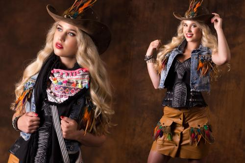 Wild Wild West, Cowgirl, Saloongirl, Caddle Catchers, Cowboys en Indianen, Promotion Team, Themadames, Wild West Entertainment.