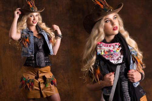Wild Wild West, Cowgirl, Saloongirl, Caddle Catchers, Cowboys en Indianen, Promotion Team, Themadames, Wild West Entertainment.
