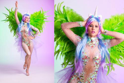 Unicorn danseres, Magical entertainment, Showpony, Rainbow girl, Dreamfields, Magisch, Fantasy promotie, Fantasy Themes, Freestyle Danseres, Colorful Dancer.