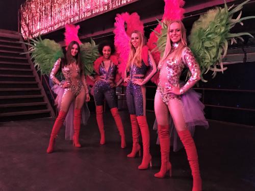 Unicorn danseres, Magical entertainment, Showpony, Rainbow girl, Dreamfields, Magisch, Fantasy promotie, Fantasy Themes, Thema Dames, Eenhoorn.