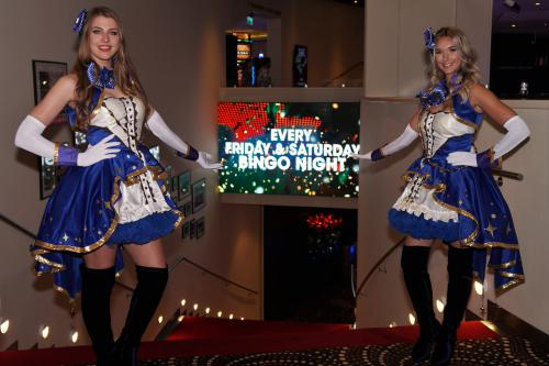 Magic Night, Casino thema dames, Muziekevenementen, Openingsact, Concert En Theater Locaties, Magische Thema Events, Dirigente, Thema Dames, Hostess Service, Musical, Music Parties, Music Notes.