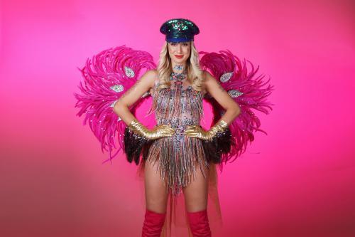 Festival kostuum, thema kostuum, coachella look, thema event,