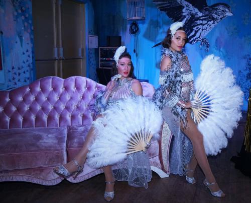 Great Gatsby, 20's, themakostuum, thema feest, thema entertainment, ontvangst act, ontvangst, thema