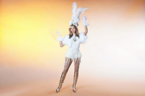 parel, champagne, themakostuum, outfit, feest, party, entertainment, evenement, event