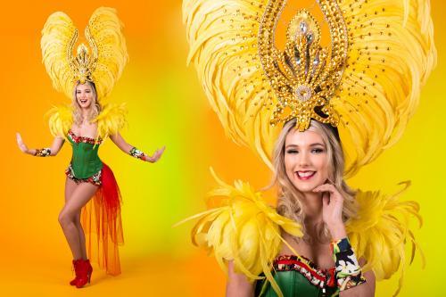Tropical Hawaii, Brazilian Dancer, Culinair Entertainment, Food Promotie, Beach Dancer, Freestyle Dance Act, Tropische Themadame, Hawaii Entertainment, Promotieteam.