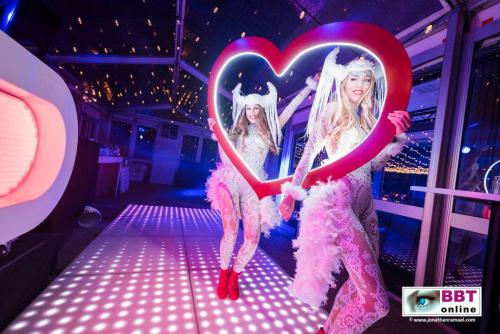 Viking Events, Fantasy Entertainment, White Viking, Thema Dames, Fantasie Promotie, Dans Entertainment, Freestyle Danseres, Go-Go Dancer.