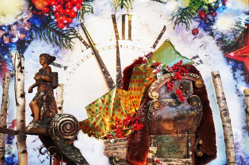 Winter decor, photobooth kerst, kerst decoratie, arreslee, welkomstdecor, activatie, aankleding en styling event