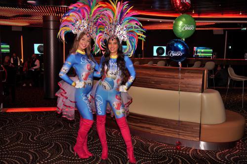 Bingo Dame, Bingo girls, Bingoplay, Casino Dame, Casino Girls, Event Entertainment, Casinoplay