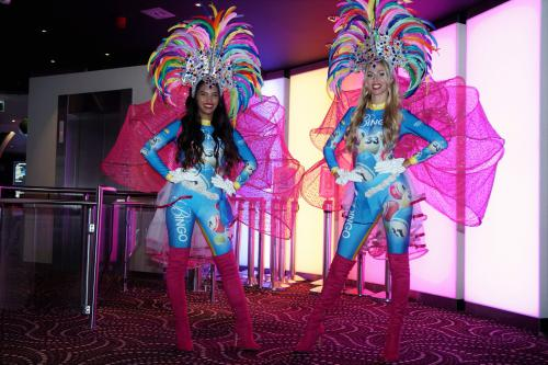 Bingo Dame,Bingo girls, Bingoplay, Casino Dame, Casino Girls, Event Entertainment, Casinoplay