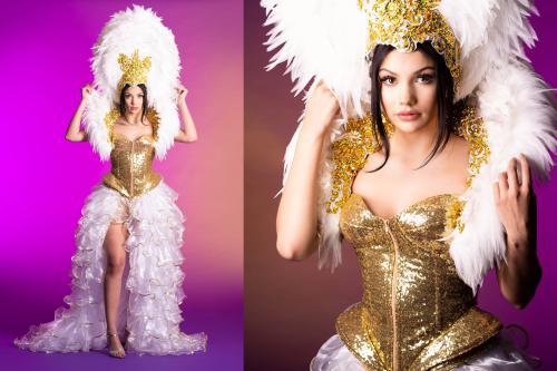 Golden Girls, Summer events, festval entertainment, food act, summer dance act, samba act