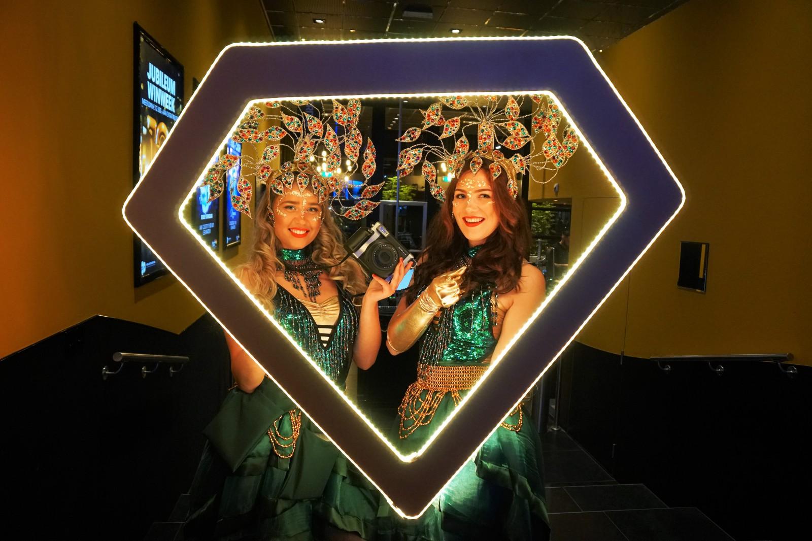 Diamond Night, James Bond, Casino Royale, Gold Party, Gold events, event fotografie, LED entertainment