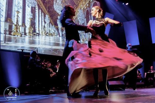 Klassieke dansparen, Parendans choreographie, Ballroom avondjurken, Hoffelijke danskoppels, Weense Wals openingsdans, Elegante openingsact, Dansshow, Exclusive Entertainment