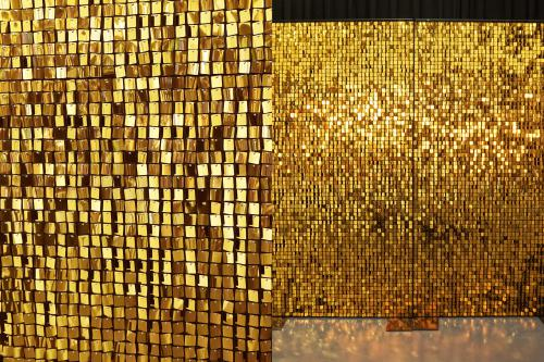 Sequin, Sequin Wall, Pailletten, Paillettenmuur, Concept walls, Bruiloft deco, Wedding deco, Wedding walls, Wedding backdrop, Gold, Golden Backdrop, Gouden achtergrond,Bridal shower, Bridal shower decor, Insta backdrop, Insta background, Wedding goals,