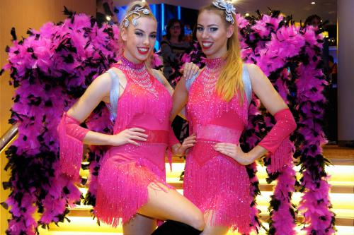 Showgirls, Las Vegas, American, Moulin Rouge, USA, Dansshow, Danseressen, Show Girls, Verendames, Intermezzo, dans revue, event entertainment