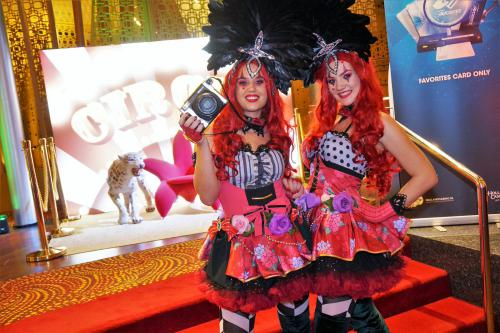 Circus decor, verlicht decor, event decoratie, fotowand, fotobooth circus, American, event fotografie, event decor, event entertainment