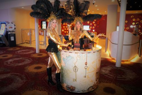 Gold mobiel entertainment, Mobiel Spel entertainment, Gaming entertainment, Zaal entertainment